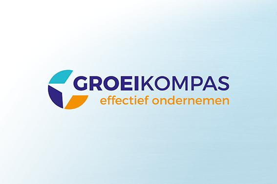 Logo + Ontwerp Groeikompas