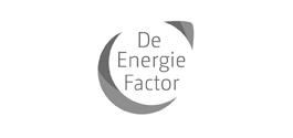 Logo De Energiefactor